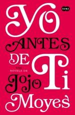 Suma de Letras Junio: Yo antes de ti