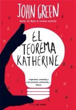 El Teorema Katherine de John Green ya a la venta