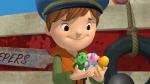 En Septiembre, llega la película de Disney junior: Lucky, el patito con suerte