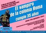 El vampiro de la colonia Roma cumple 35 años