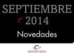 Novedades Ediciones URANO Septiembre