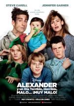 Opinión: Alexander un día terrible horrible malo ¡muy malo!