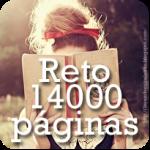 Reto: 14000 páginas para el 2014