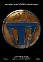 Del director de los increíbles llega Tomorrowland