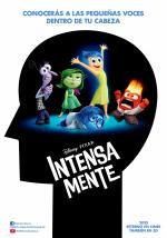 """LLega lo nuevo de de Pixar """"Intensamente"""""""