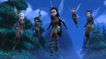 Presentan más personajes de Tinkerbell y la bestia de Nunca jamás