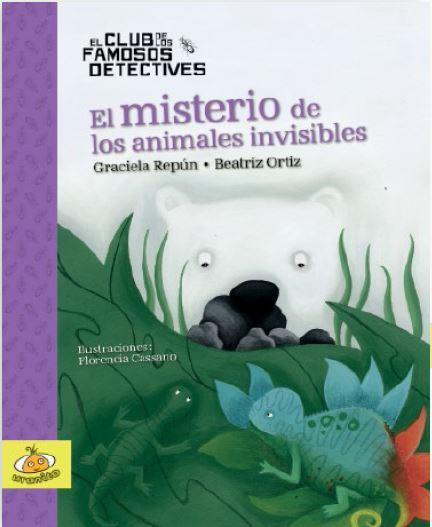 el misterio de los animales invisibles