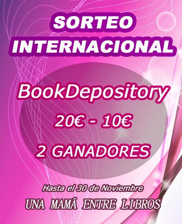 sorteo internacional - bookdepository - una mama entre libros