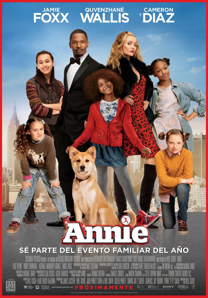 Annie LAS