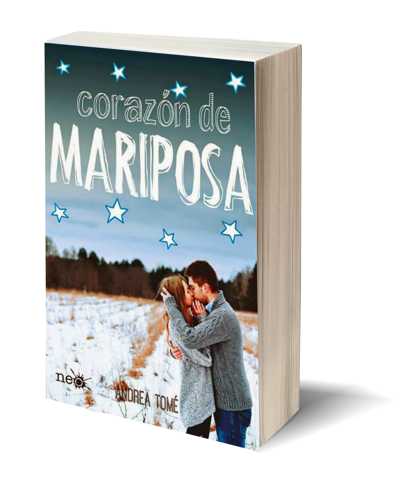 Corazón de mariposa.my favorite books