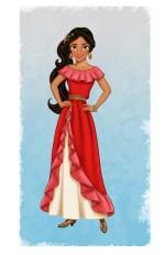 Elena of Avalor, una princesa inspirada en la cultura Latina