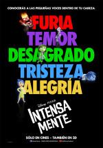 Nuevo tráiler oficial de INTENSA-MENTE