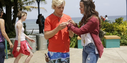 ROSS LYNCH, MAIA MITCHELL