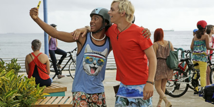 RAYMOND CHAM JR., ROSS LYNCH