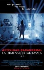 Actividad Paranormal: La Dimensión Fantasma 3D