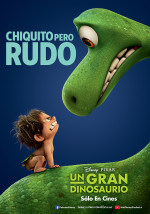 Un gran dinosaurio, nuevos posters