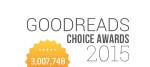 GoodReads Choice Awards 2015, Ganadores
