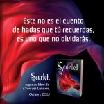 Hablemos de la chica de la capa roja- Scarlet
