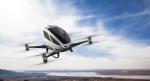 #CES2016 | Viajar en un drone