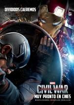 ¡CAPITÁN AMÉRICA: CIVIL WAR, de Marvel,rompe el récord en México como el debut más grande de la historia!