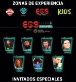 ELECTRONIC GAME SHOW Y CIUDAD CREATIVA DIGITAL PRESENTAN EGS DEVELOPERS