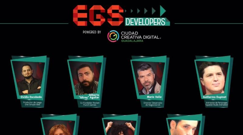 ELECTRONIC GAME SHOW Y CIUDAD CREATIVA DIGITAL PRESENTAN EGS DEVELOPERS