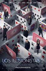 Los ilusionistas 2| próximamente