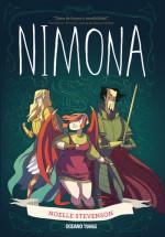 Nimona y Descender | Historias gráficas ganadoras del premio Eisner