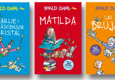 ¡Únete a la celebración de los 100 años de Roald Dahl!