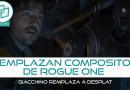 Remplazan compositor de Rogue One