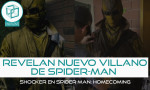 Revelan nuevo villano de Spider-Man: Homecoming
