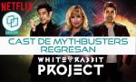 Cast de Mythbusters regresan en un nuevo Show de Netflix