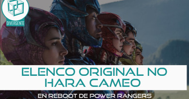 power rangers pelicula