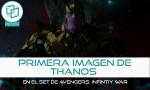 Primera Imagen De Thanos en Infinity War