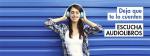 Escucha audiolibros