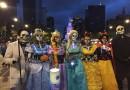 Las princesas de Disney llegaron vestidas de Catrinas
