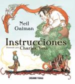 Nuevo libro de Neil Gaiman | Instrucciones