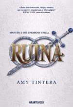 Llega a México Ruina de Amy Tintera