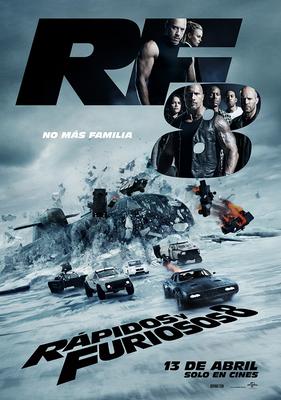 trailer rapidos y furiosos 8