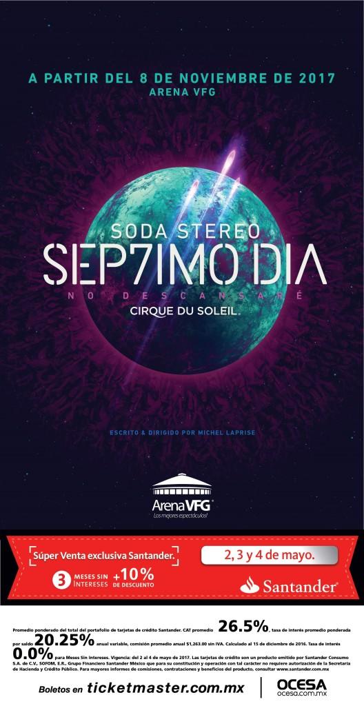 Soda Stereo - Sep7imo dia - Cirque Du Soleil