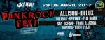 ¡Punk Rock Fest en Guadalajara!