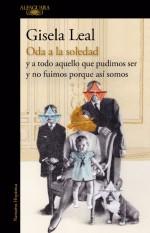 """""""Oda a la soledad y …"""" de Gisela Leal"""
