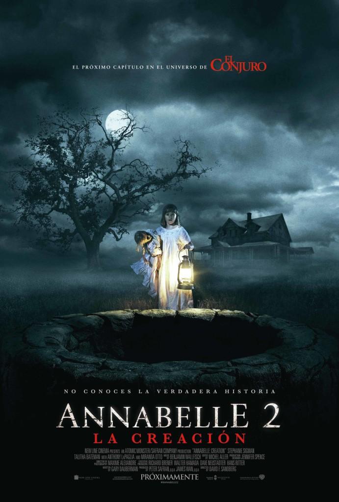 Premiere Annebelle 2, la creación