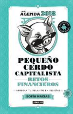 Llega el libro agenda 2018 del pequeño cerdo capitalista
