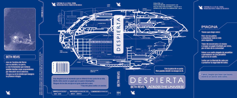 Reseña Across the Universe I: Despierta - Divergente